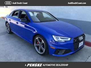 New 2019 Audi S4 3.0T Prestige Sedan for Sale in Santa Ana, CA