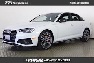 Used 2019 Audi A4 2.0T Premium Plus Sedan in Santa Ana, CA