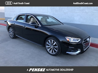 New 2020 Audi A4 40 Premium Plus Sedan for Sale in Santa Ana, CA
