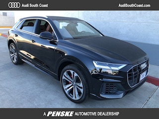 New 2019 Audi Q8 3.0T Premium Plus SUV for Sale in Santa Ana, CA