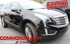 2017 CADILLAC XT5 Luxury SUV