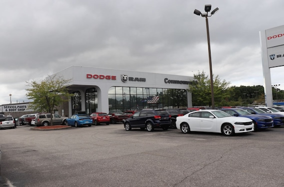 Dodge Dealership Louisville Ky >> About Commonwealth Dodge New And Used Dodge And Ram