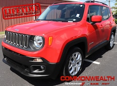 2015 Jeep Renegade Latitude FWD SUV