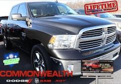 2018 Ram 1500 Big Horn Truck Crew Cab