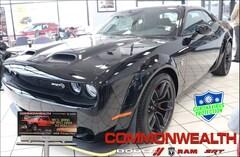 2019 Dodge Challenger SRT HELLCAT WIDEBODY Coupe