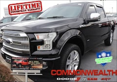 2017 Ford F-150 Platinum Truck SuperCrew Cab