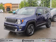 2020 Jeep Renegade HIGH ALTITUDE 4X4 Sport Utility