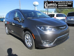 New 2020 Chrysler Pacifica TOURING Passenger Van 2C4RC1FG5LR143402 for sale in Hammond, LA at Community Motors