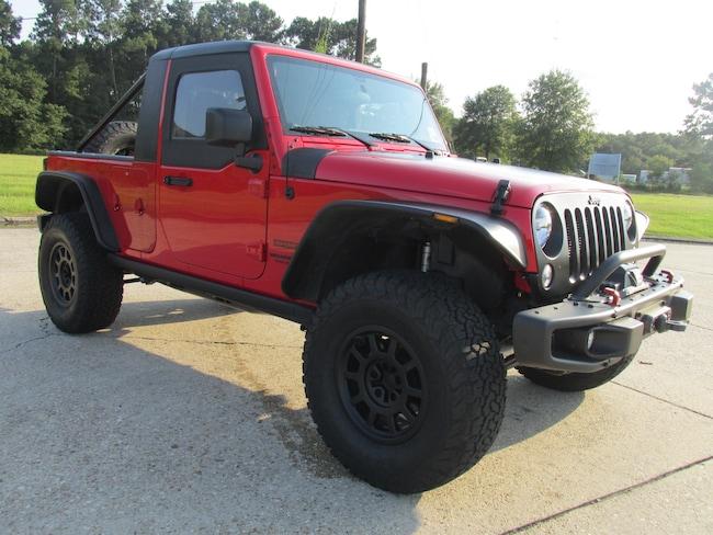 2017 Jeep Wrangler JK UNLIMITED SPORT 4X4 Sport Utility 1C4BJWDG9HL504346