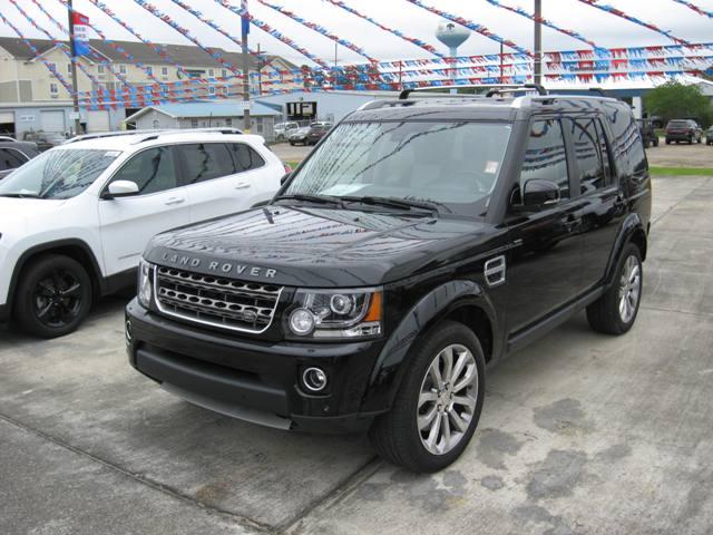 2014 Land Rover LR4 Base SUV