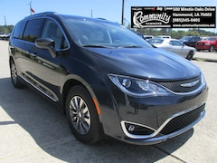 New 2019 Chrysler Pacifica TOURING L PLUS Passenger Van 2C4RC1EG9KR668687 for sale in Hammond, LA at Community Motors