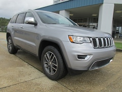 New 2018 Jeep Grand Cherokee LIMITED 4X2 Sport Utility 1C4RJEBG8JC110547 for sale in Hammond, LA at Community Motors