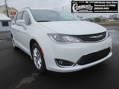 New 2020 Chrysler Pacifica TOURING Passenger Van 2C4RC1FGXLR143329 for sale in Hammond, LA at Community Motors
