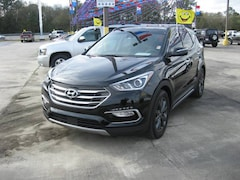 Used 2017 Hyundai Santa Fe Sport 2.0L Turbo SUV 5XYZW4LA8HG480862 for sale in Hammond, LA at Community Motors