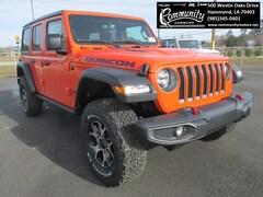 2020 Jeep Wrangler UNLIMITED RUBICON 4X4 Sport Utility 1C4HJXFG2LW189944