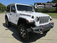 New 2019 Jeep Wrangler RUBICON 4X4 Sport Utility 1C4HJXCG8KW551536 for sale in Hammond, LA at Community Motors