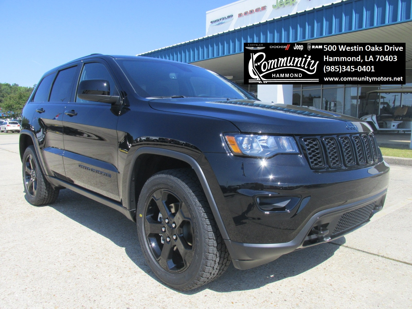 Jeep Grand Cherokee in Hammond LA