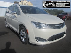 New 2020 Chrysler Pacifica LIMITED Passenger Van 2C4RC1GG2LR103681 for sale in Hammond, LA at Community Motors