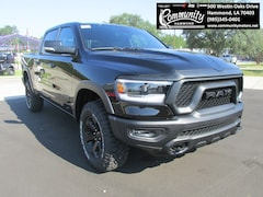 New 2020 Ram 1500 REBEL CREW CAB 4X4 5'7 BOX Crew Cab 1C6SRFLT8LN103284 for sale in Hammond, LA at Community Motors