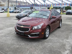 Used 2016 Chevrolet Cruze Limited 1LT Auto Sedan 1G1PE5SB3G7195663 for sale in Hammond, LA at Community Motors