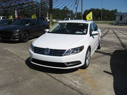2017 Volkswagen CC 2.0T Sport Sedan