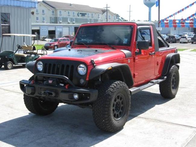 9ba9ed13 2017 Jeep Wrangler JK Unlimited Sport 4x4 For Sale in Hammond, LA ...