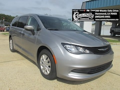 New 2019 Chrysler Pacifica L Passenger Van 2C4RC1AG1KR522614 for sale in Hammond, LA at Community Motors