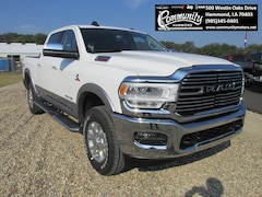 New 2019 Ram 2500 LARAMIE CREW CAB 4X4 6'4 BOX Crew Cab 3C6UR5FL6KG672737 for sale in Hammond, LA at Community Motors