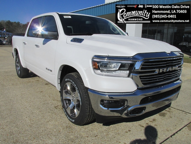 2019 Ram 1500 Laramie Crew Cab 4x2 5 7 Box For Sale In