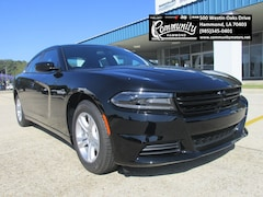 New 2019 Dodge Charger SXT RWD Sedan 2C3CDXBG1KH673242 for sale in Hammond, LA at Community Motors