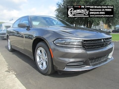 New 2019 Dodge Charger SXT RWD Sedan 2C3CDXBG3KH673114 for sale in Hammond, LA at Community Motors