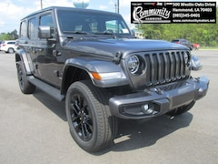 2020 Jeep Wrangler UNLIMITED HIGH ALTITUDE 4X4 Sport Utility 1C4HJXEG9LW344328