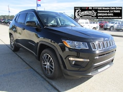 New 2019 Jeep Compass SUN & WHEEL FWD Sport Utility 3C4NJCBB8KT677077 for sale in Hammond, LA at Community Motors