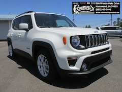 New 2020 Jeep Renegade LATITUDE FWD Sport Utility ZACNJABB4LPL60374 for sale in Hammond, LA at Community Motors