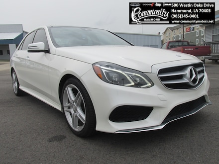 2014 Mercedes-Benz E-Class E 350 Sedan