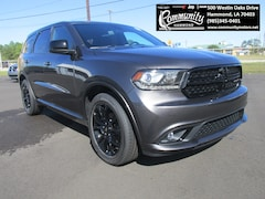 New 2020 Dodge Durango SXT PLUS RWD Sport Utility 1C4RDHAG3LC162598 for sale in Hammond, LA at Community Motors