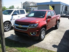 Used 2016 Chevrolet Colorado LT Truck Crew Cab 1GCGSCE34G1339443 for sale in Hammond, LA at Community Motors