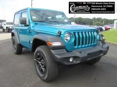 2020 Jeep Wrangler SPORT 4X4 Sport Utility 1C4GJXAG4LW106100