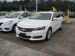 Used 2017 Chevrolet Impala LT w/1LT Sedan 2G1105S37H9152361 for sale in Hammond, LA at Community Motors