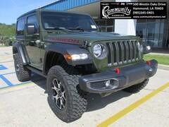2020 Jeep Wrangler RUBICON 4X4 Sport Utility 1C4HJXCG2LW291605