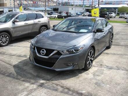 2018 Nissan Maxima 3.5 Sedan