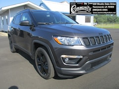 New 2020 Jeep Compass ALTITUDE FWD Sport Utility 3C4NJCBB3LT105366 for sale in Hammond, LA at Community Motors