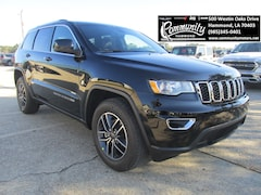 New 2019 Jeep Grand Cherokee LAREDO E 4X2 Sport Utility 1C4RJEAG8KC602742 for sale in Hammond, LA at Community Motors