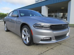New 2018 Dodge Charger SXT PLUS RWD - LEATHER Sedan 2C3CDXHG7JH147638 for sale in Hammond, LA at Community Motors