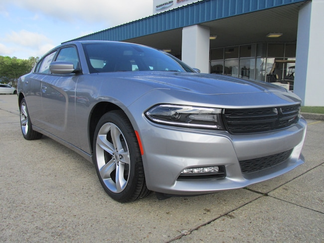 New 2018 Dodge Charger SXT PLUS RWD - LEATHER Sedan 2C3CDXHG7JH147638 in Hammond, LA