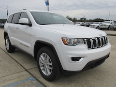 New 2018 Jeep Grand Cherokee LAREDO E 4X2 Sport Utility 1C4RJEAG6JC247164 for sale in Hammond, LA at Community Motors