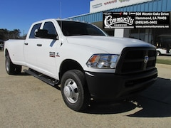 New 2018 Ram 3500 Tradesman Truck Crew Cab 3C63RRGL3JG408813 for sale in Hammond, LA at Community Motors