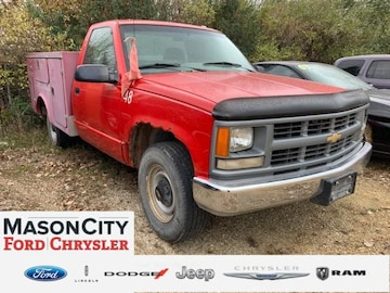 1995 Chevrolet C2500 Chassis Truck