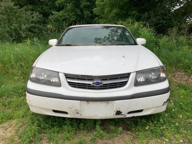 2000 Chevrolet Impala Car