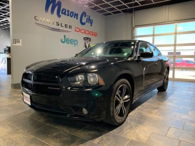 2014 Dodge Charger 4dr Sdn SXT AWD Car